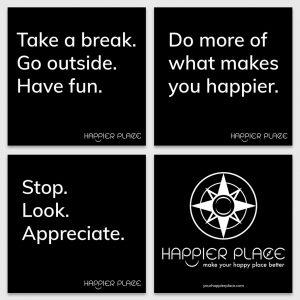 Get-Happier Stickers Kit