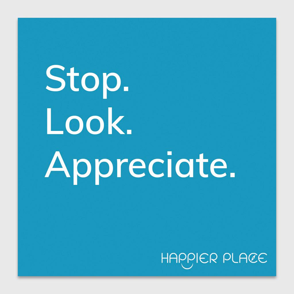 """Gratitude Moment"" Sticker"
