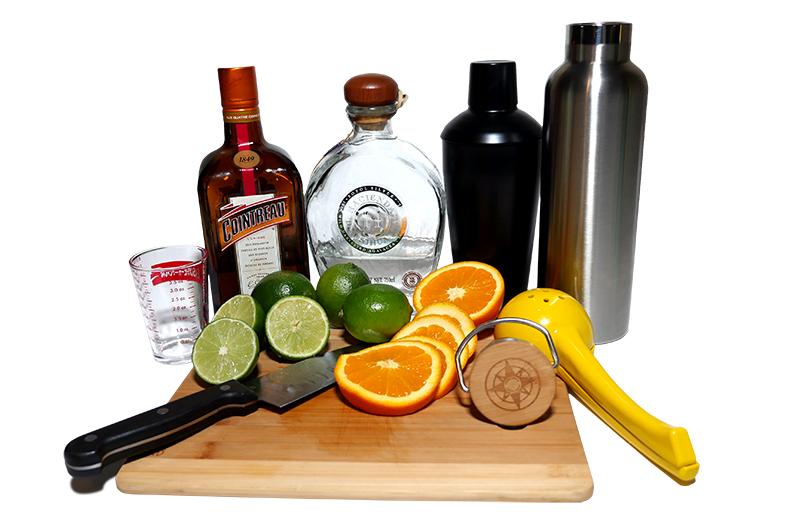 Margaritas To-Go ingredients - Happier Place