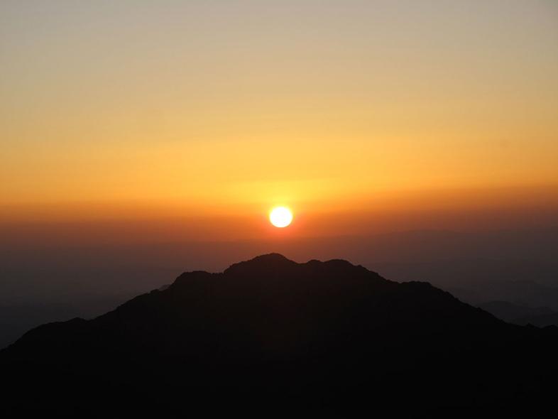 Mount Sinai Sunrise by Adam Groffman - Happier Place