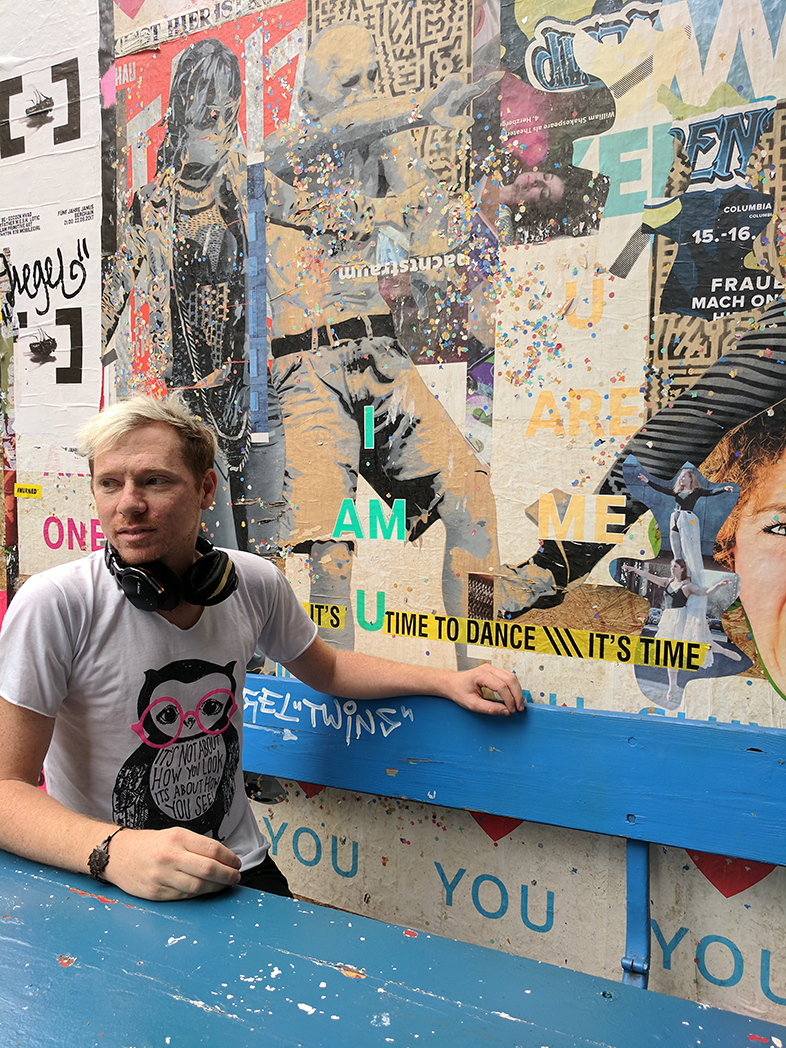 Travels of Adam Groffman in Berlin - Happier Place