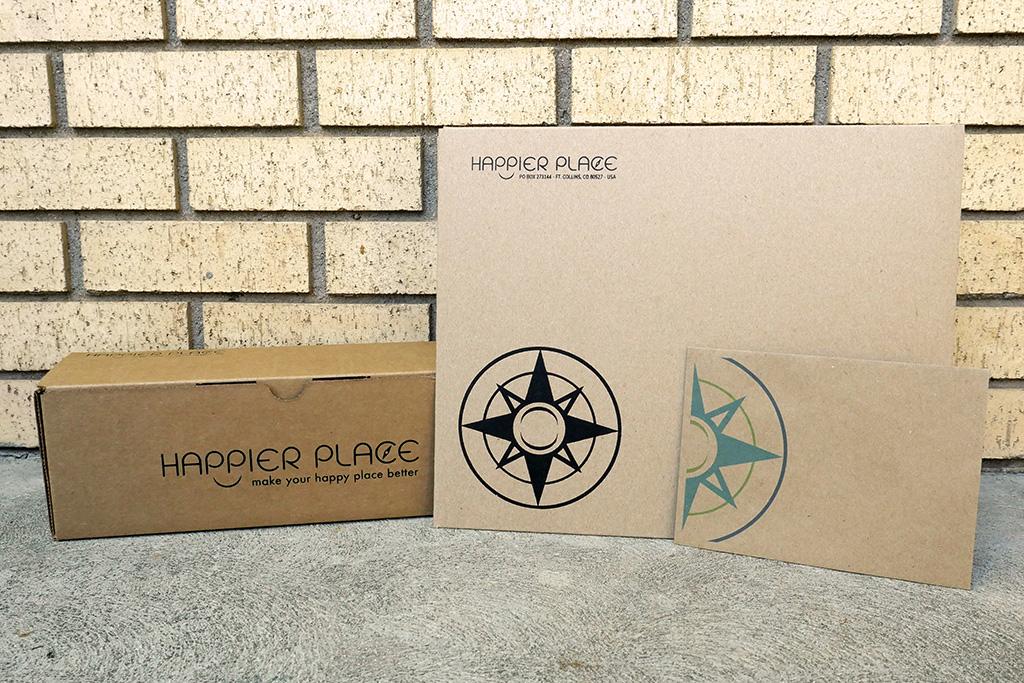 Happier Packaging - Happier Earth - Happier Place