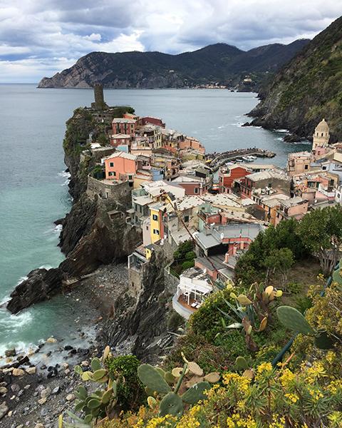 Cinque Terre, Italy - Nick Rufca - Happier Place