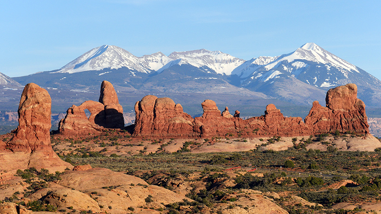 Arches National Park, Utah - Featured in the 2018 Happier Place Calendar