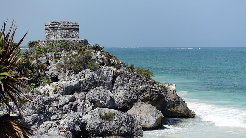 Tulum, Mexico - Featured in the 2018 Happier Place Calendar