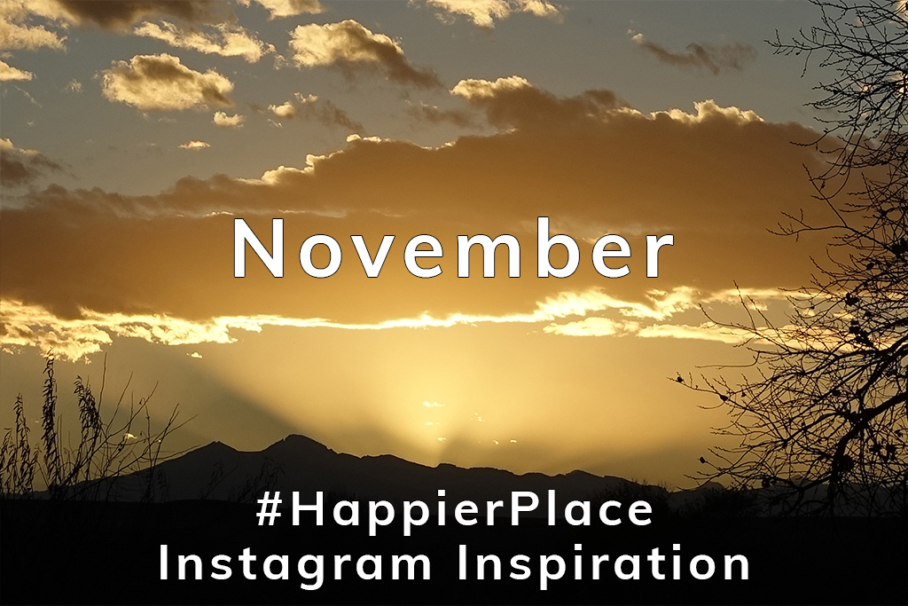 HappierPlace Instagram Inspiration November 2017
