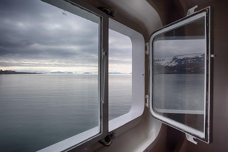 Leaving Svalbard (Spitzbergen), Arctic - Photo by Lauri Novak - Happier Place