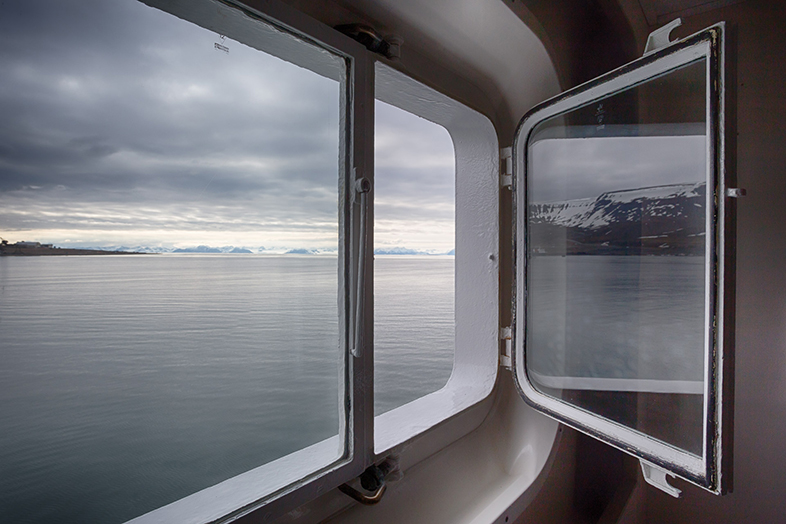 Leaving Svalbard (Spitzbergen), Arctic - Photo by Lauri Novak - Happier Place