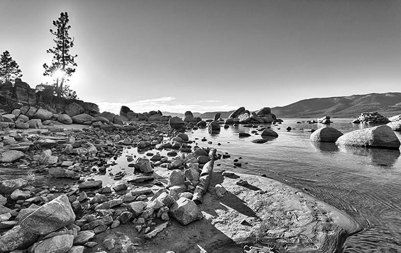 Sand Harbor, Lake Tahoe - Photo by Lauri Novak - Happier Place