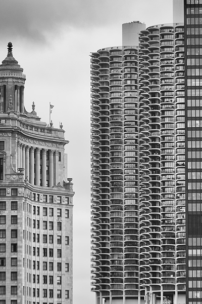 London House in Marina City, Chicago - Photo by Lauri Novak - Happier Place