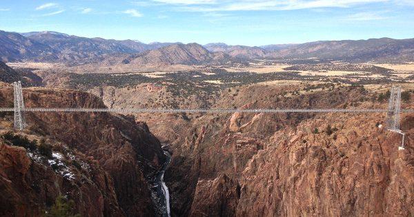 Royal Gorge Bridge - Colorado - Happier Place