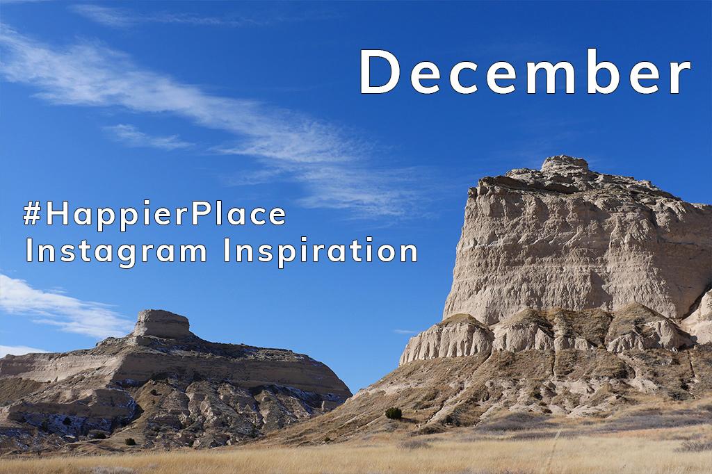 HappierPlace Instagram Inspiration - December 2017