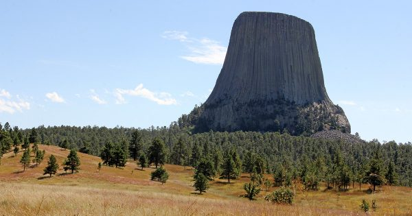 First and Sacred: Devils Tower National Monument aka Bear Lodge (Wyoming)