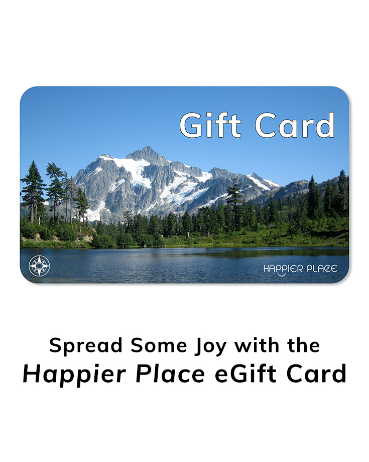 Spread some joy with the Happier Place eGift Card  #giftcard #shopsmall #HappierPlace