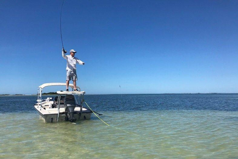 Scott fly-fishing for what is #optoutside