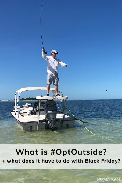 fly-fishing scott on optoutside friday in florida