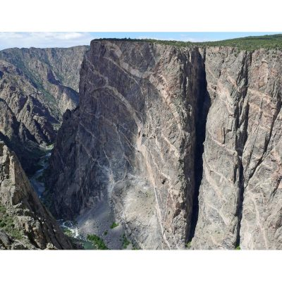 Black Canyon of the Gunnison, Colorado - 2019 Nature Calendar - Happier Place