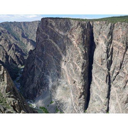 Black Canyon of the Gunnison, Colorado - 2019 Nature Calendar - Happier Place
