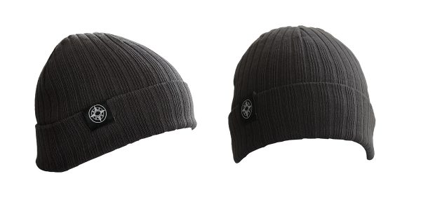The Classic Happier Place Cuffed Beanie - H017-HAT-CHA