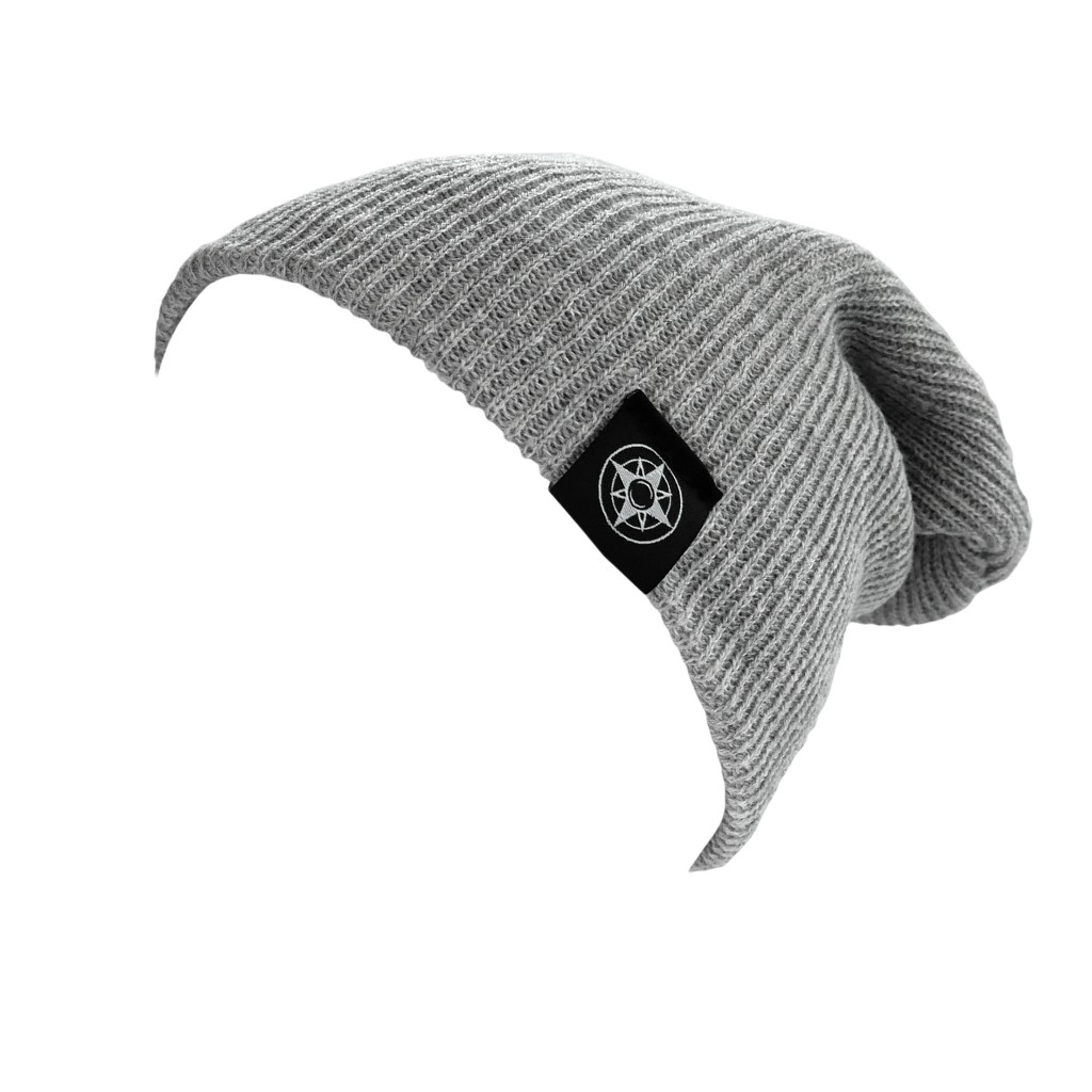 Happier Place Slouchy Beanie