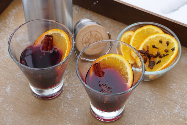 Classic Christmas Drink: Gluehwein - German Mulled Wine