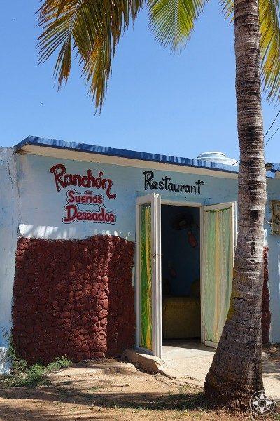 Ranchon Suenos Deseados Restaurant Luncheon of desired dreams La Boca, Cuba