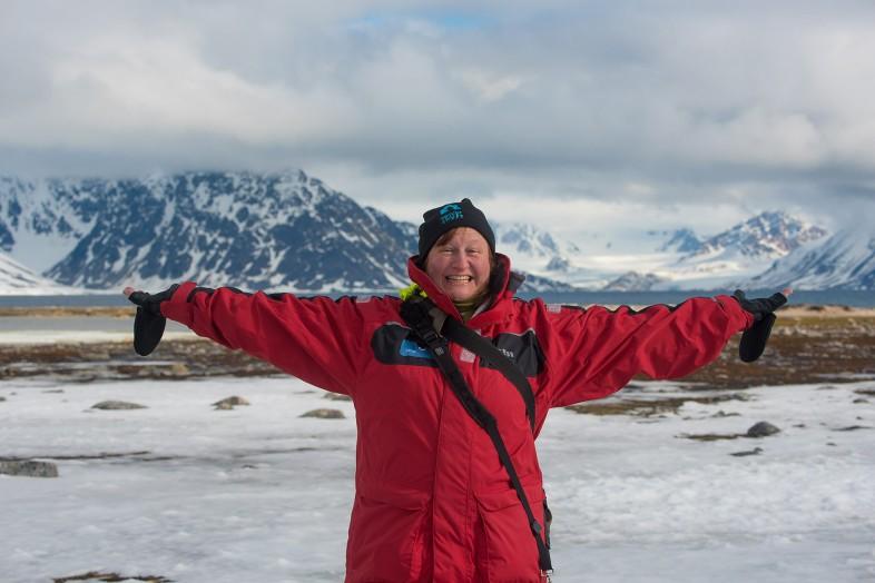 Lauri Novak - Fine Art Photographer in the Arctic - Happier Place Profile