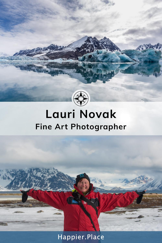 Lauri Novak (Fine Art Photographer in Chicago Area)
