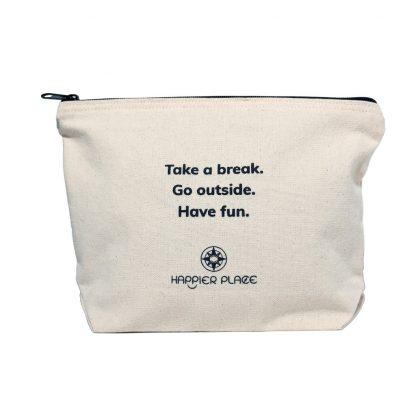 Take A Break Always-Ready Bag - Happier Place