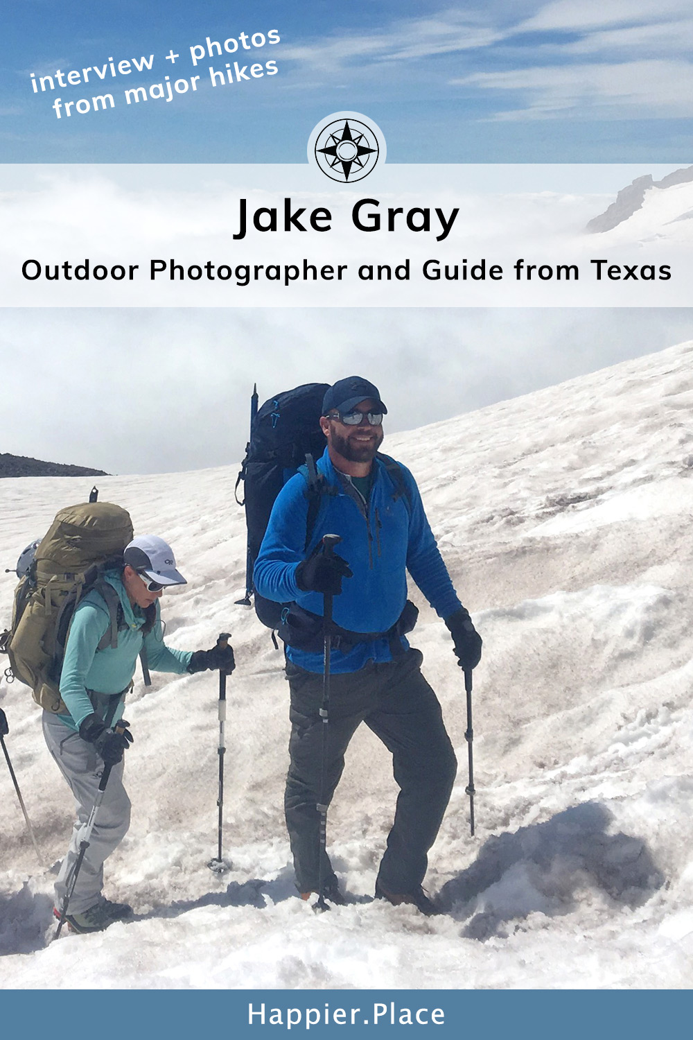 Jake Gray: Outdoor Photographer and Hiking Guide in Texas
