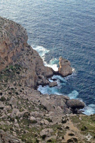 Rough and invigorating: the Tramuntana coastline on the way Cap de Formentor
