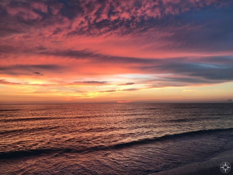 Sunset at Clearwater Beach, Florida. Happier Place