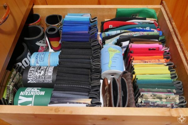 Colorful cozy collection - or can cooler collection