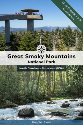 America's Most Popular Park Great Smoky Mountains National Park in North Carolina and Tennessee