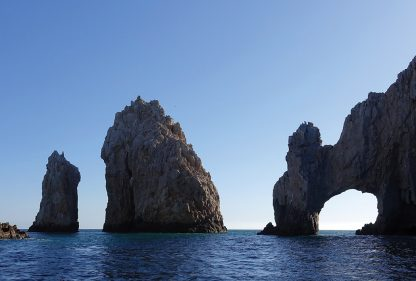 Lands End, Cabo, Mexico