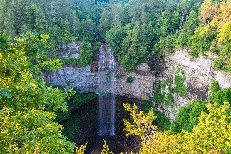 Fall Creek Falls State Park, Tennessee