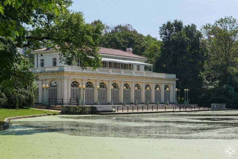 Prospect Park Boathouse and Audobon Society and Erica of Sanhedrin, Brooklyn