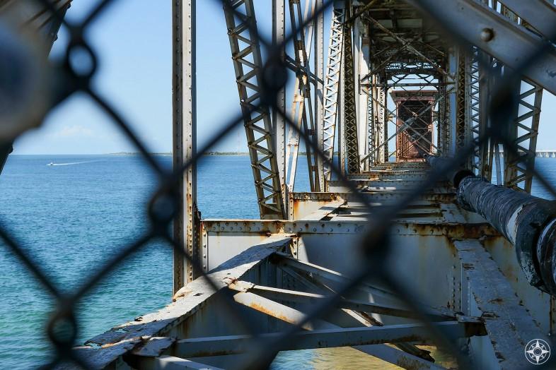 Rurex, urbex, Florida Keys, abanonded railroad bridge, Bahia Honda Bridge built for East Coast Railway