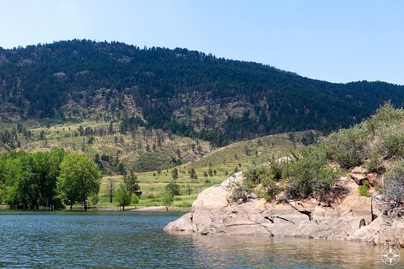 Eltuck Cove - Horsetooth Reservoir - Colorado - Happier Place