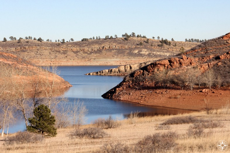Eltuck Cove - Horsetooth Reservoir - Lory State Park - Colorado