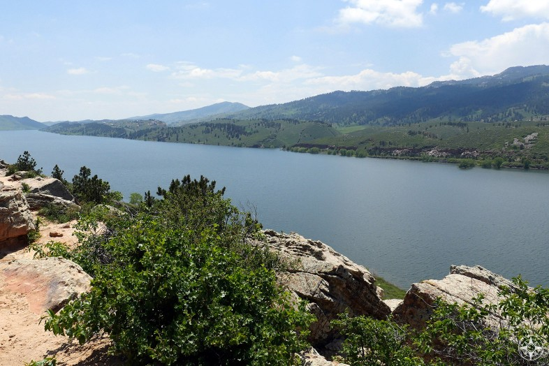 Horsetooth Reservoir, Fort Collins, Colorado - Happier Place