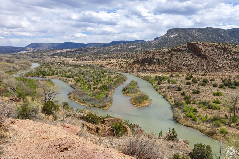 Rio Chama, New Mexico.