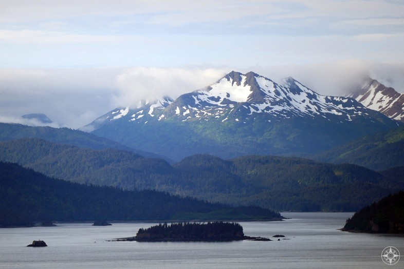 islands, mountains, Happier Place, Kachemak Bay, Alaska