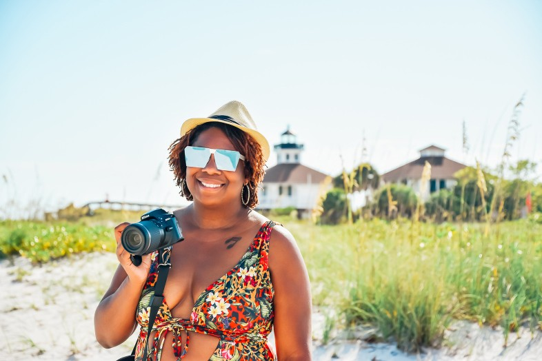 Lauren Gay Outdoorsy Diva photographer, Gasparilla Island State Park, Florida