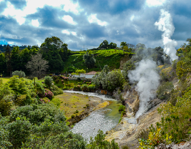 Sao Miguel, Azores, Hot Springs, photo by Lauren Gay, Outdoorsy Diva