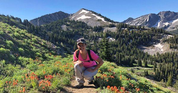outdoor adventure mysteries and sweet romance writer Melissa Dymock