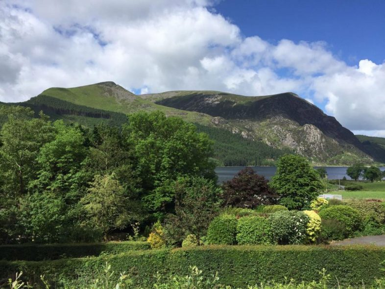 Green Snowdonia mountain range, Wales, Famous Mountains of Britain and their secret history