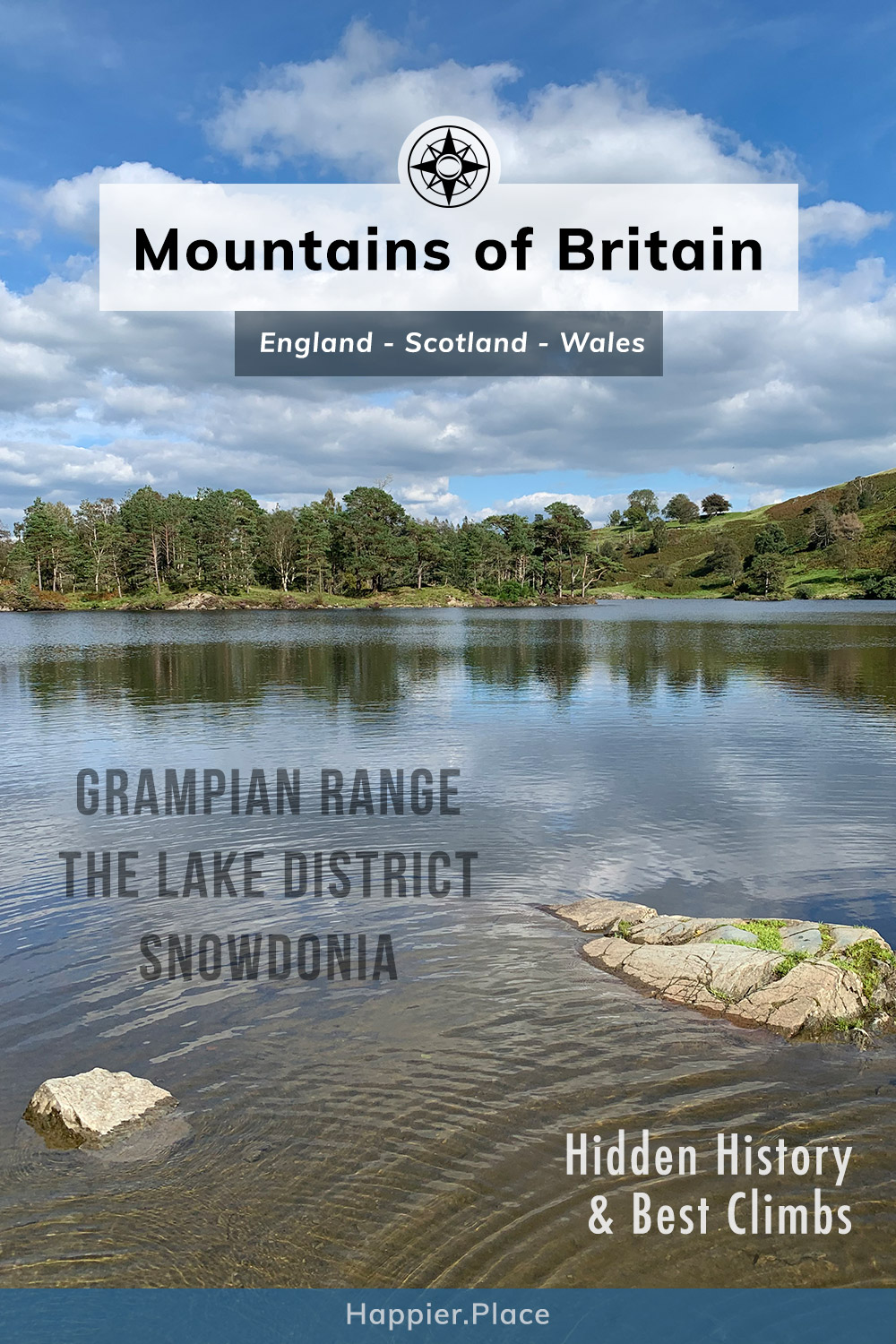 The Mountains Of Britain: Best Climbs and Hidden History