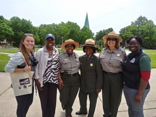 Nicole Jackson, National Park Rangers, Pullman National Monument, National Parks Conservation Association, environmental educator and advocate