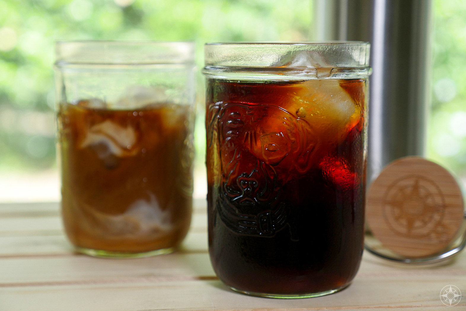 cold brew coffee concentrate recipe Happier Place
